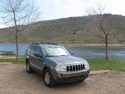 2007 Jeep Grand Cherokee CRD