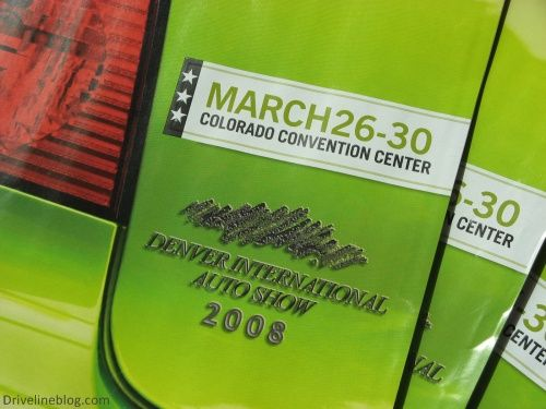 2008 Denver International Auto Show
