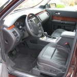 2009 Ford Flex 3.5L interior