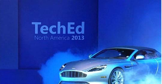 2013 TechEd Aston Martin DB9 Volante