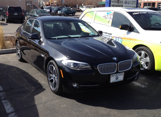 2013 BMW ActiveHybrid5