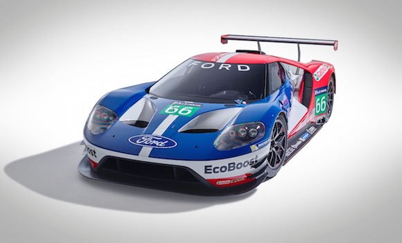 2017 Ford GT Le Mans