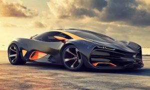 raven concept car