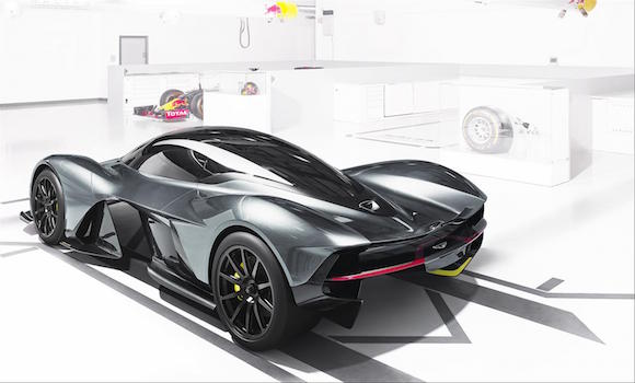 Red Bull Aston Martin RB-001