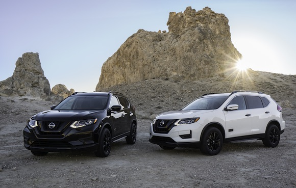 2017 Nissan Rogue - Rogue One: Star Wars Limited Edition