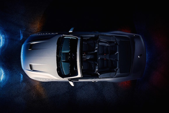2018 Ford Mustang convertible B